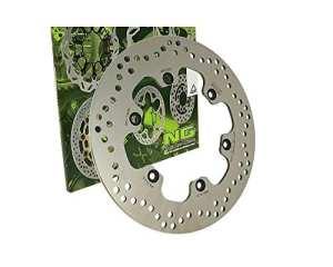 NG disque de frein pour Yamaha 125–SR 125, 200–SR 200, 300–RD 350F/N/R