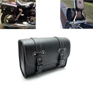 Noir Moto poches satteltaschen Rangement Outils Sacs
