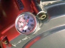 Thermomètre de température d'huile HONDA VFR80098–99