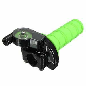 ungfu Cool 27/20,3cm Grip Twist avec câble d'accélération pour 110cc 125cc PitBike Dune Buggie de moto
