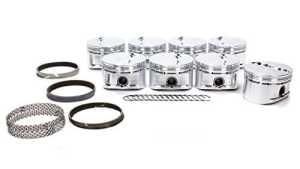 CP PISTONS – CARRILLO S2031-8 SBC 305 Sprint Piston Set 3.766/3.500/5.700