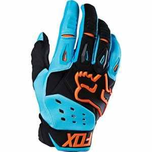 FOX 2016 Motocross / VTT GANTS PAWTECTORRACE – aqua bleu – Aqua, 10