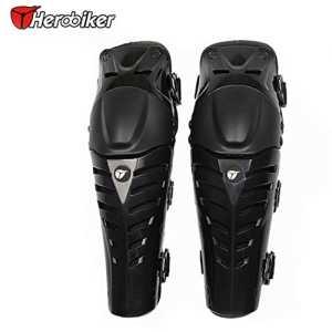 Moto genouillères Genouillère Knee Protector équipement de protection Coudières Bras de protection pour motocross MX Course Adulte