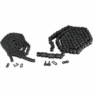 Motorcycle chain 520 (standard) clip connecting… – Parts unlimited-chain T5203