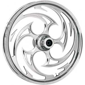 Rc components front wheel savage chrome 16×3.5 – 163… – Rc components 02010907
