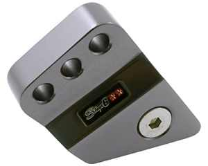 STAGE6SSP CNC en acier gris Kit colonne de pour Peugeot Speedfight 1/2/350AC/LC, Speedfight 250AC/LC 307WRC, Splinter 50