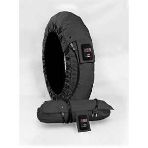 Tire warmer set suprema vision medium/x-large 17″ black – s2… – Capit 03620042