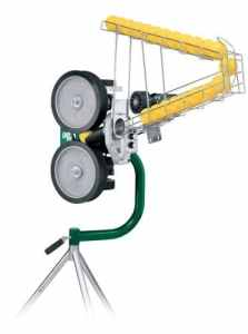 ATEC Automatic 20 Ball Baseball Feeder by Atec