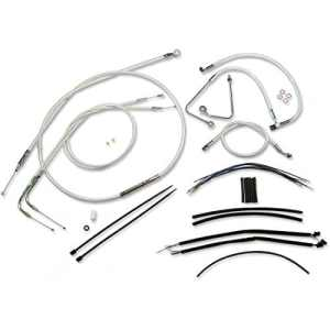 Control cable kit touring sterling chromite® ii nature – 38… – Magnum 06100923