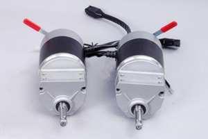 DIXI Trottinette électrique à moteur DC kit Big Puissance 900W avec frein électromagnétique