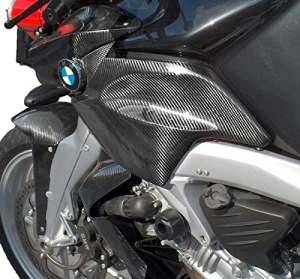 Protections Cadre Set BMW K 1200 R 05-08 Carbone Ilmberger
