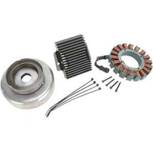 Alternator kit ce-86t, 3-phase, 50 amps – ce-86t – Cycle electric inc 21120412