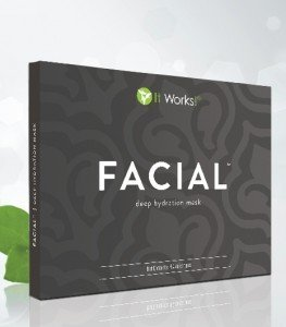 It Works Facial Applicator -1 Single Applicator by It Works