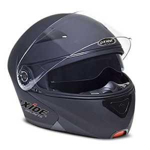 Oxyde Vader modulable Flip Up pour moto Crash casque pour adulte Mat