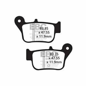 Brake pad sfa series organic – sfa628 – Ebc 17200400
