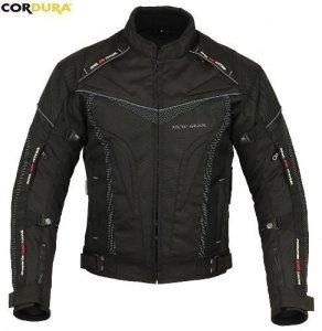 MCW Gear Smart Hawk Pantalon Imperméable Moto Armour Textile, Veste Cordura CE Protecteur – XXL – 112cm