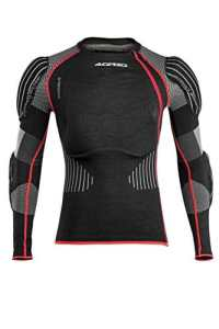 Acerbis 0021650.090.067 x-fit Pro Corps Armour, L/XL