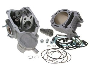 Kit cylindre MALOSSI Power Cam 218ccm pour Piaggio Leader (carburateur)