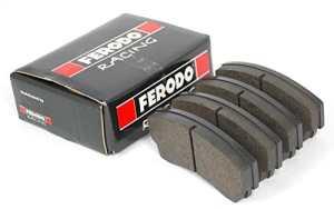 Plaquettes de frein FERODO DS 3000 FRP3140R