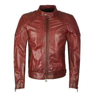 Belstaff Jacket The Outlaw in Oxblood 44