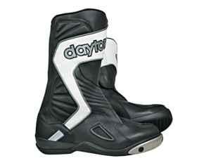 Daytona Bottes Evo Voltex Gore Tex Noir/Blanc Taille 46