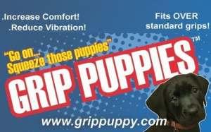 Grip Puppy – Poignées Moto Confortable