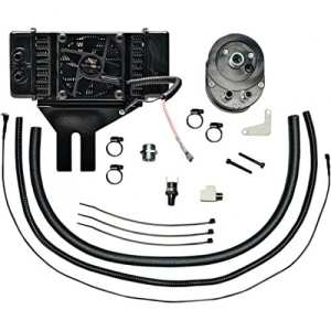 Oil cooler system kit fan assisted ten row low mo… – Jagg oil coolers 07130122
