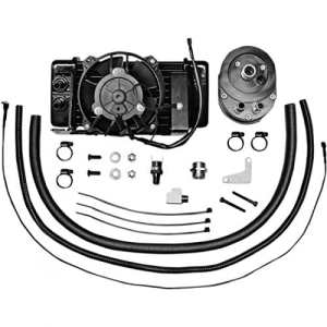 Oil cooler system kit fan assisted ten rowlow mou… – Jagg oil coolers 07130119