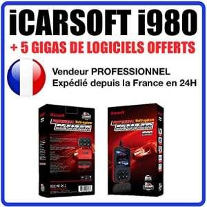 Valise Diagnostique MERCEDES & SPRINTER – iCarSOFT I980 – MB STAR C3 / C4