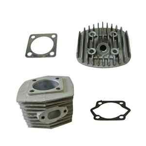 47mm Ensemble de têtes de cylindre et piston kit pour 80cc motorisé Vélo pièces de moteur