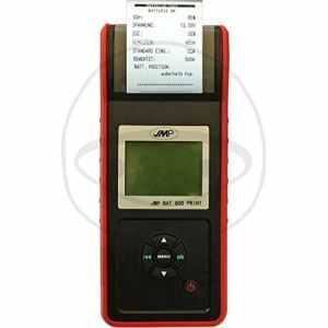 Batterie Tester JMP 800 PRINT 20-800 CCA mit DRUCKER