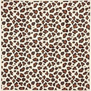 BOOLAVARD Coton, 1er 6 ou 12 Pack Bandanas avec motif Paisley original | Couleur au choix (Léopard)