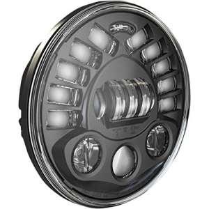 Headlight 8791 adap ece 7″ bk – 0552451 – J.w. speaker 20011368