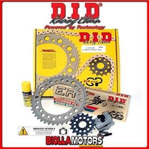 37A201Kit chaîne Couronne Pignon dID GP Ducati Monster 796, 796(Ratio–2) 2011- 796CC