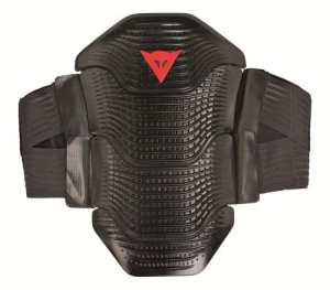 Dainese 1876034 Protection Lombare Mains 37, Noir, M
