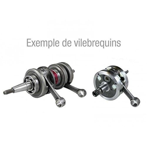 Vilebrequin complet pour yamaha 1100 3 cylindres 1995-97 – Hot rods 404015