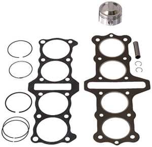 Wiseco (K1136) facile à monter mm Perle australienne : 1 le taux de compression 4 temps pour moto Top End kit de piston