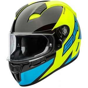 Casque de moto 2017 Schuberth Sr2 Wildcard jaune