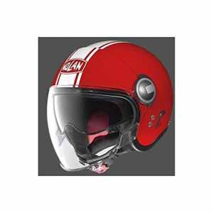 Casque Nolan N21 VISOR DUETTO CORSA RED TG S