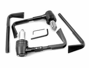 ConPush Universel Protection de la Moto Levier de Frein Embrayage 7/8 «22mm Protège-mains pour Moto Guidon Protecteur