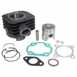 Kit cylindre 70cc Minarelli AC refroidi par air sans tête pour Aprilia CPI Generic Keeway Kreidler