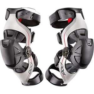 Pod K4MX Knee Brace Attelle de genou–Taille–Noir et blanc: Taille orthesen: XS/S