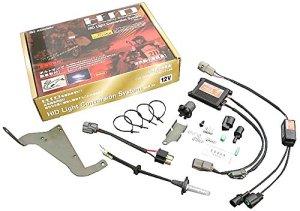 Absolute kit de boulon HID Low2lampe est livré avec valve de 4300K?? Taille: H4r [VFR (Rc46) ABS Spécification Domestic] [Nombre de partie] Hr2h36