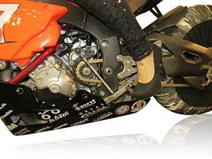 Change électronique moto IRC sgrace Cut Suzuki GSXR750