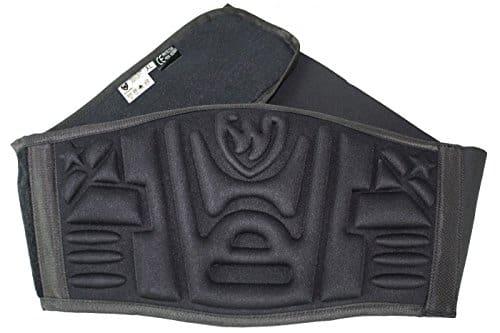 German Wear, Ceinture lombaire Chauffe-reins Protection dorsale, Taille: XL