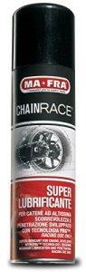Mafra Chainrace Lubrifiant Puissant pour Chaîne de Moto