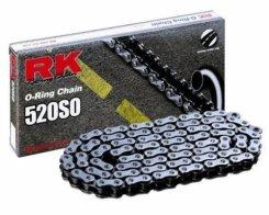 RK Racing Chaîne Joint torique Chaîne avec Connecting Link