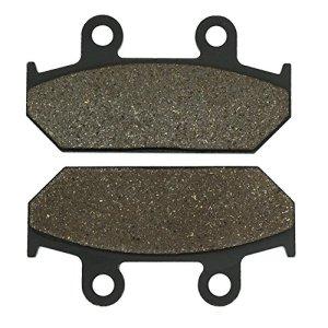 Cyleto Plaquettes de frein arrière pour Suzuki An650un 650Burgman 65020032004200520062007200820092010201120122013201420152016