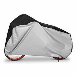 [Housses pour vélo] LIHAO Couverture de Bicyclette Imperméable en Polyester 190T pour Vélo