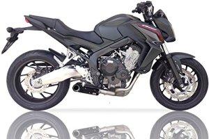 IXIL 068-656-4 IXIL SX1 Auspuff Komplettanlage, für Honda CB 650 F/CBR 650 F